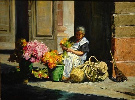 Florista by William Martin
