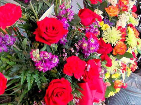 Flower Arrangements by Amy Bradley