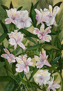 Flower Field by Vikki Wicks