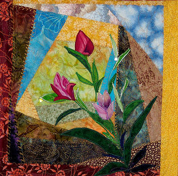 Flower on the Mountain by Maureen Wartski