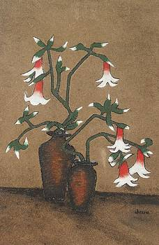 Flower Pot by Rejeena Niaz