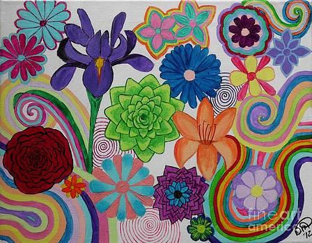 Flower power by Dawn Plyler