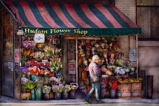 Mike Savad - Flower Shop - NY - Chelsea - Hudson Flower Shop