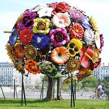 Flower Tree by Devan Gregori