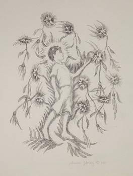 Flowers Ascending by Bruce Zboray