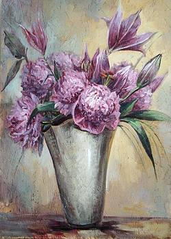 Flowers by Houman Pazouki