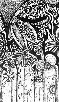 Flowers by Zainab Elmakawy