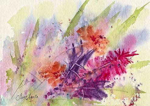 Frank SantAgata - Flowerz