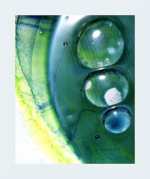 Robert Kernodle - FLUIDISM Aspect 163 Frame