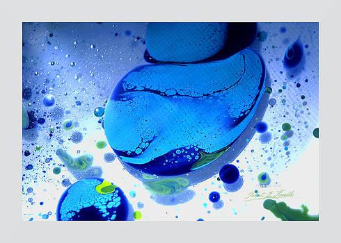Robert Kernodle - FLUIDISM Aspect 166 Frame