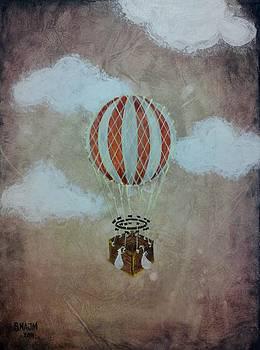 Fly by Salwa  Najm