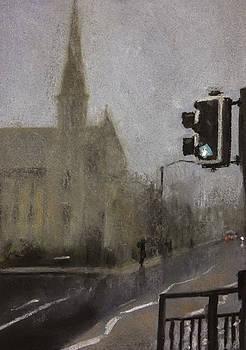 Paul Mitchell - Foggy Herne Bay 1