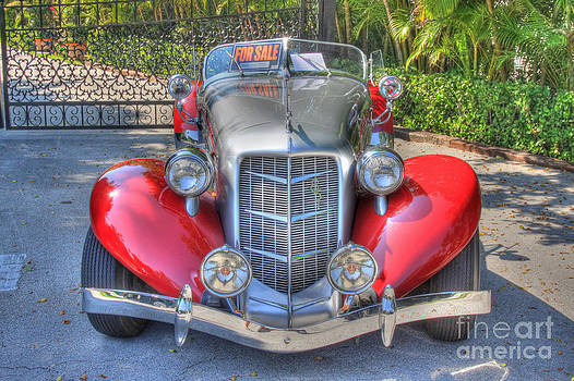 FOR SALE old Rolls by John Rowe