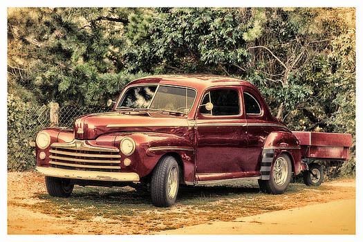 TONY GRIDER - Ford Coupe