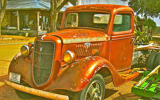 Frank SantAgata - Ford Pickup