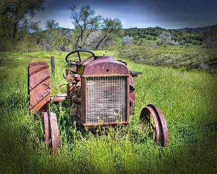 William Havle - Fordson 1920 Tractor