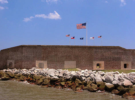 Fort Sumter  by David Campbell