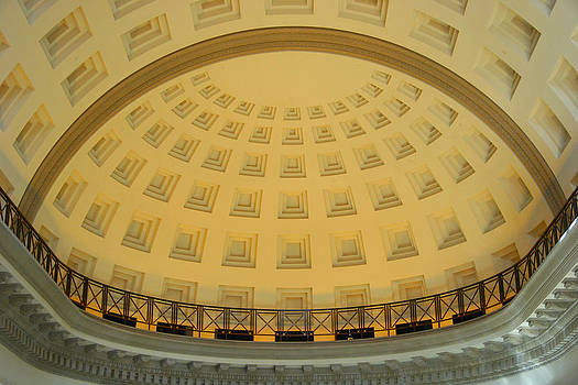 Forum ceiling by Sharon I Williams