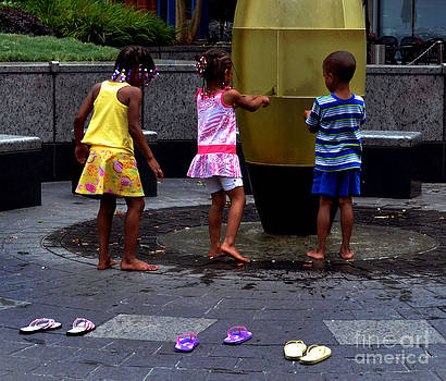 Fountain Of Youth by Melanie Kirdasi