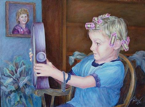 Four Going On Sixteen Going On Twenty by Mary Lillian White