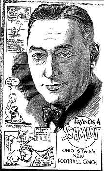 Francis A. Schmidt by Steve Bishop