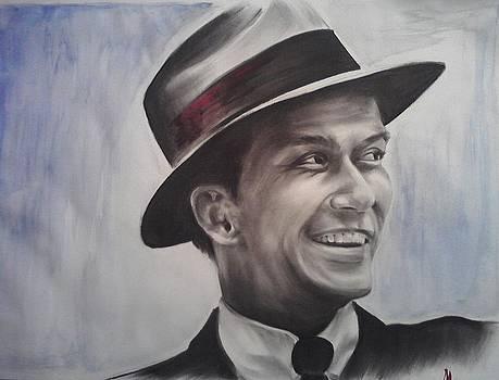 Frank Sinatra by Morgan Greganti