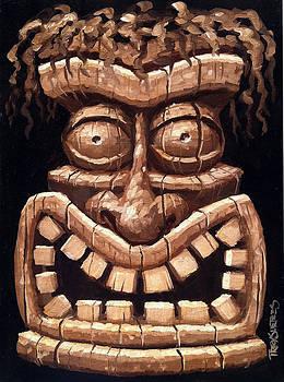 Freaky Tiki Man 2 by Trey Surtees