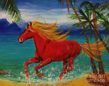 Suzanne  Marie Leclair - Free Spirit