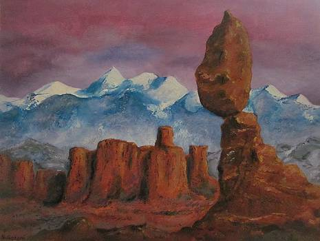 Free Stone by Geni Gorani
