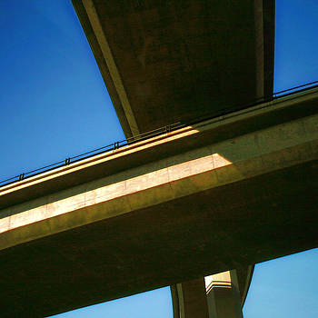 Freeway Overpass II by Bryan Dechter