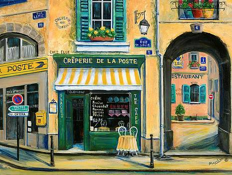 Marilyn Dunlap - French Creperie