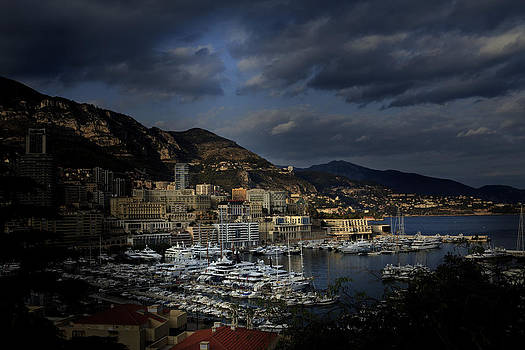French Riviera by Cecil Fuselier
