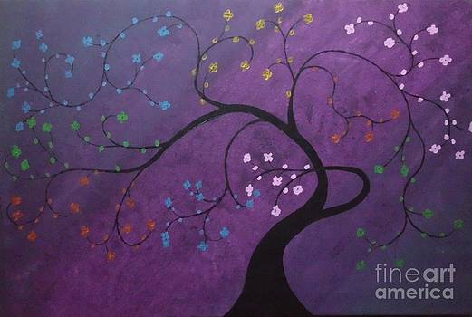 Fresh Blooms by Dawn Plyler