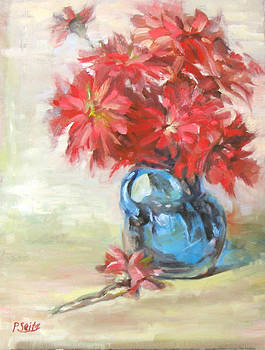Fresh Cut Flowers by Patricia Seitz