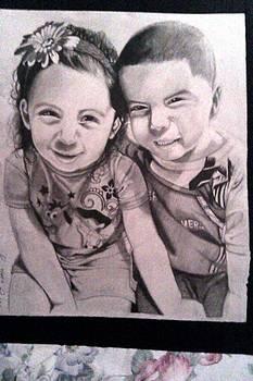 Friends Niece  by Maritza Montnegro