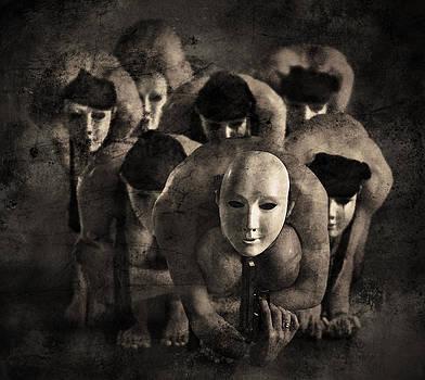 Friends by Torgeir Ensrud