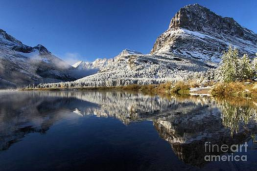 Adam Jewell - Frosty Reflections