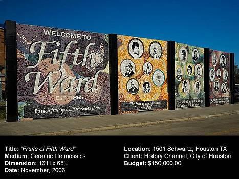 Fruits of Fifth Ward by Reginald Charles Adams