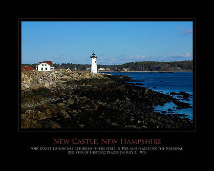Ft Constitution - NH Seacoast by Jim McDonald Photography