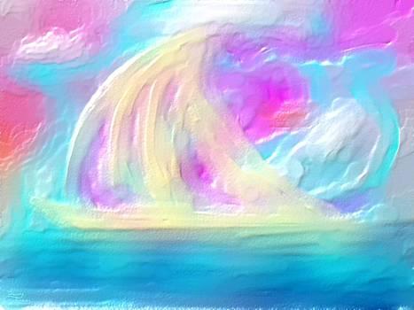 Full Sails by Larry Cirigliano