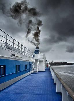 Full Steam Ahead by Matti Ollikainen