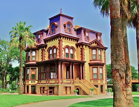 Fulton Mansion by Frank SantAgata