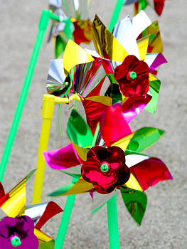 Fun with Pinwheels by Shaileen Landsberg