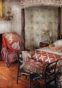 Mike Savad - Furniture - Bedroom - A place to sleep