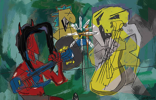 Fusion. by Louie Villa