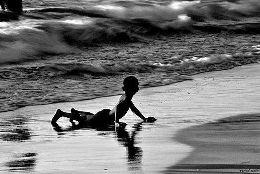 Future Surfer by Vinod Nair