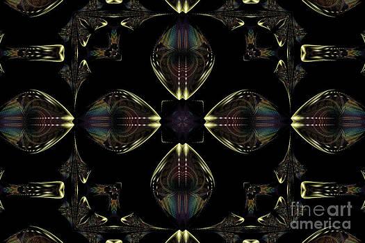 Galactic Mandala by Shana Blake