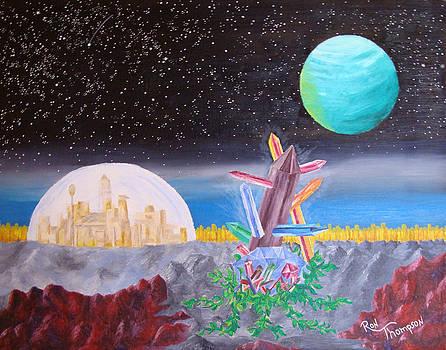 Galaxy Nation IV by Ron Thompson