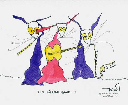 Garage Band 11 by Tis Art