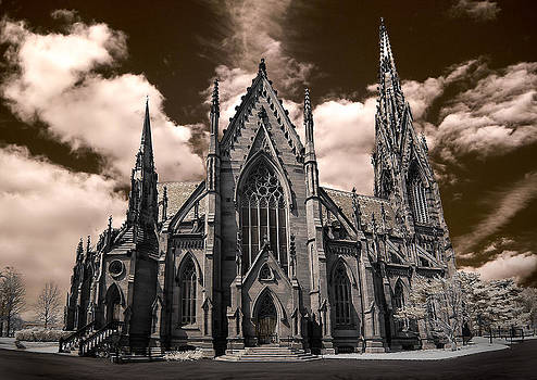 Steve Zimic - Garden City Cathedral Hz